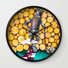 We're not in Kansas anymore Wall Clock