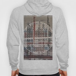 Waterlogged - dot graphic Hoody