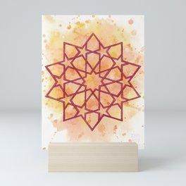 Tomb of I'timād-ud-Daulah Mini Art Print