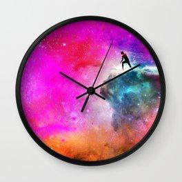 Andy Andromeda Wall Clock