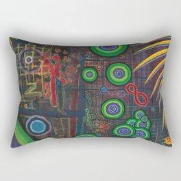 OzGrid Rectangular Pillow