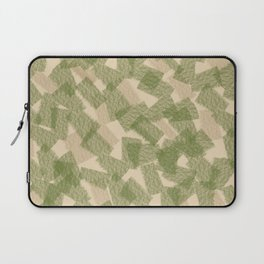 Crumpled Bits Laptop Sleeve