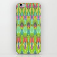 ikat iPhone & iPod Skins featuring Ikat  by Amber Nuttall