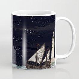 Old Havanna Starry Night Coffee Mug