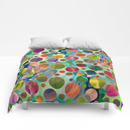 Joyful Dots Comforters