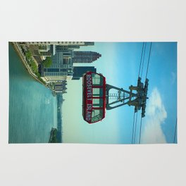 Roosevelt Island Tram Rug