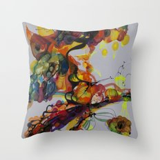 Fantasy 1 Throw Pillow