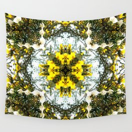 Beauty Among Thorns Wall Tapestry