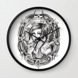 Sab Wall Clock