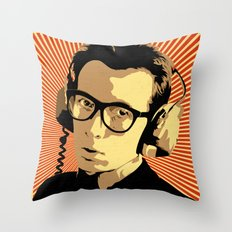 The Other Elvis Throw Pillow
