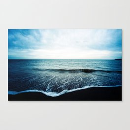 Fold Canvas Print