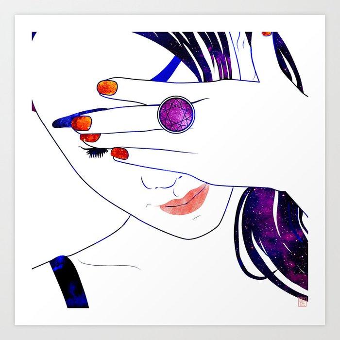 Jewel II Art Print