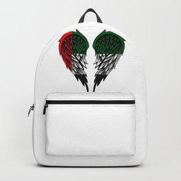 UAE wings art Backpack