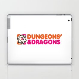 Dunkin' Dragons Laptop & iPad Skin
