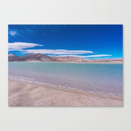 Piedras Rojas (Red Rocks), San Pedro de Atacama Desert, Chile 2 Canvas Print