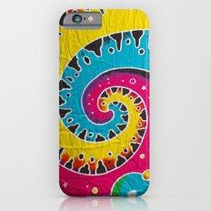 Jamaican Fabric Slim Case iPhone 6s