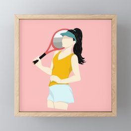 Game Ready Framed Mini Art Print