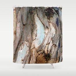 Eucalyptus Tree Bark 8 Shower Curtain