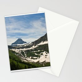 Bear Hat Peak (Glacier National Park) Stationery Cards