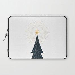 Christmas Tree Print Laptop Sleeve