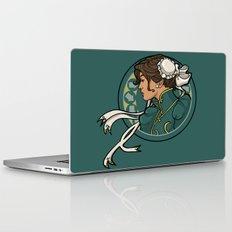 Chun-Li Nouveau Laptop & iPad Skin
