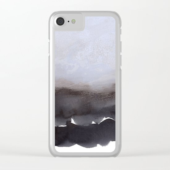 E T H E R E A L Clear iPhone Case