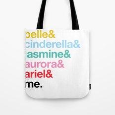 My Mom Says I'm A Princess. Tote Bag