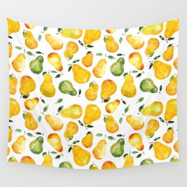 Sweet pears Wall Tapestry