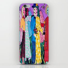 We All Could be Angel to Each Other iPhone Skin
