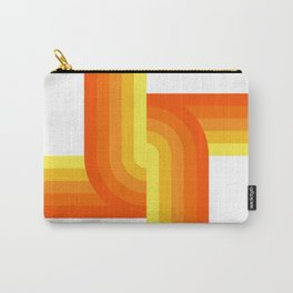 Retro geometry 3 Carry-All Pouch