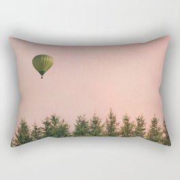 Peace at Dusk Rectangular Pillow
