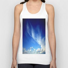 Cloud Formations Unisex Tank Top