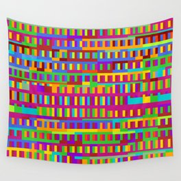 Beethoven Moonlight Sonata (Rainbow Hues) Wall Tapestry