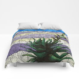 White Sands, New Mexico Comforters