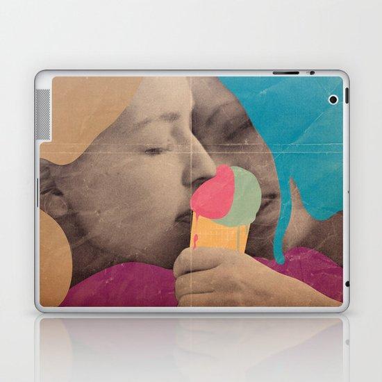 ice cream Laptop & iPad Skin