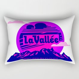Obscured by Clouds Rectangular Pillow