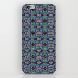 Overshot Pattern iPhone Skin