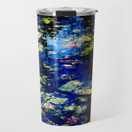 Water is the Color of Life Travel Mug