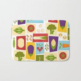 Farm to Table_pattern Bath Mat