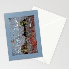 Rust Never Sleeps Stationery Cards