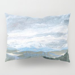 Landscapes in my mind Pillow Sham
