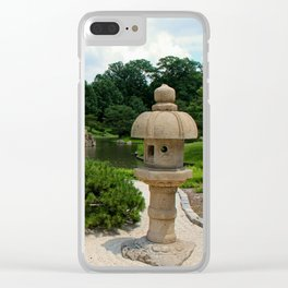 Moments in Time Clear iPhone Case