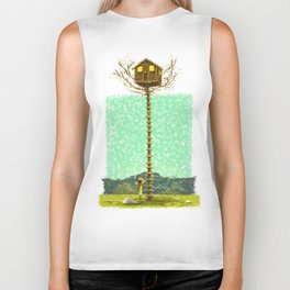 MOONRISE KINGDOM Painting Poster | PRINTS | #M45 Biker Tank