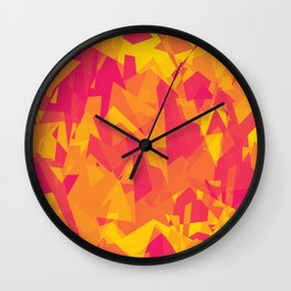 Shapes 015 Wall Clock