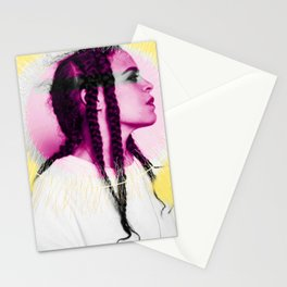 Woman N13 Stationery Cards