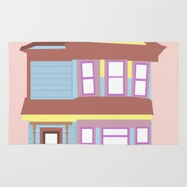 A Humble Astoria House Rug