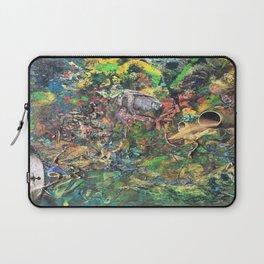 Miasmic Jungle Laptop Sleeve