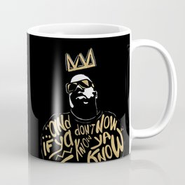 Brooklyn's King Coffee Mug