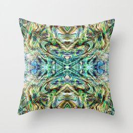 Meta Pulsar Throw Pillow