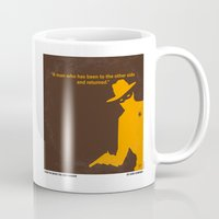 lawyer Mugs featuring No202 My The Lone Ranger minimal movie poster by Chungkong